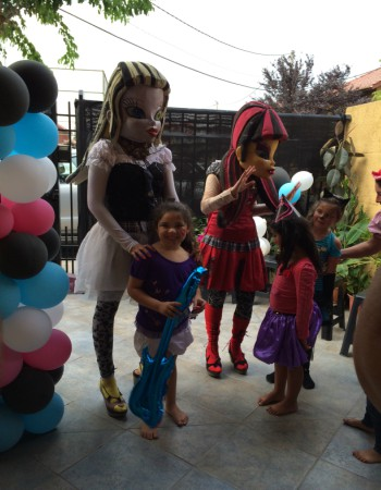 animaciones infantiles monster high